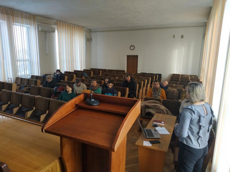 У Ківерцях радилися щодо проектної діяльності