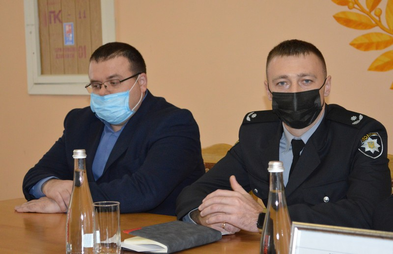 Представили нового керівника Ковельського районного управління поліції