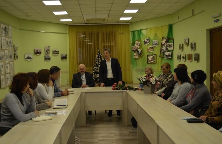 У Ковелі представили нового керівника відділу культури виконавчого комітету