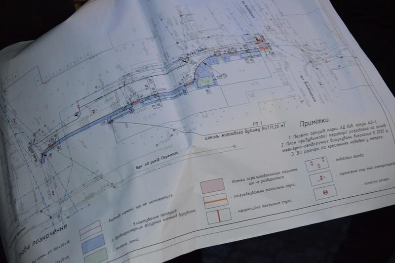 У Ковелі узгодили ще один проект реконструкції прибудинкової території