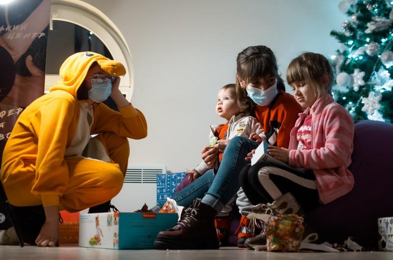 Молодіжний центр «Місто ідей» допоміг здійснити мрії дітей Героїв у Ковелі
