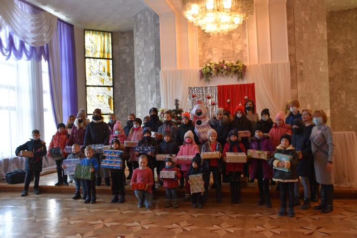 У Луцьку організували акцію «З Різдвом у серці»