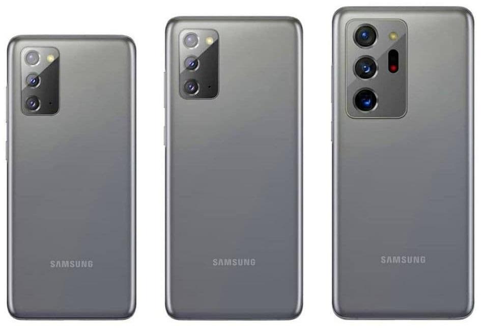 Що відомо про новинки «Samsung Galaxy»*