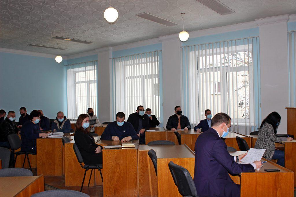 У Володимирі-Волинському радилися з перевізниками