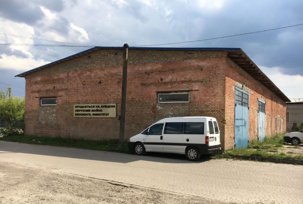 На Волині з аукціону продають майно житлово-будівельного комбінату