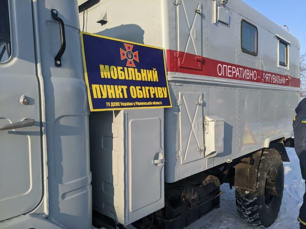 В Україні діють декілька тисяч пунктів обігріву