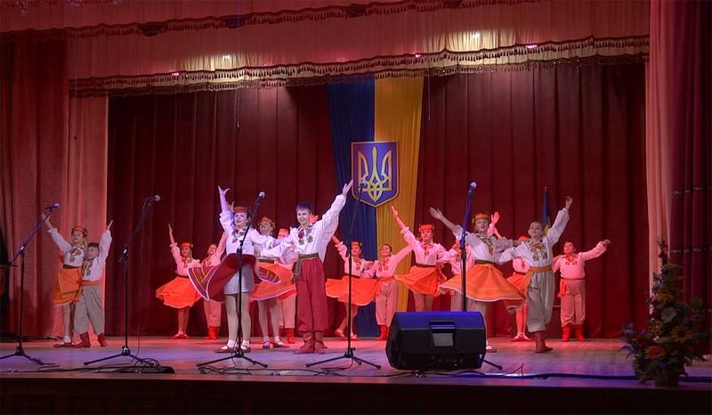 У Ковелі приурочили мистецький захід Дню Соборності України