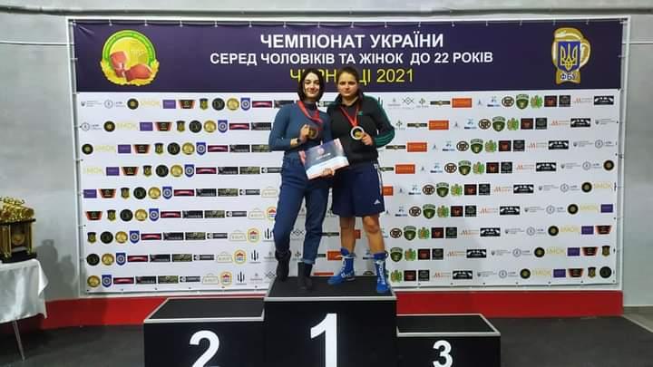 Боксерки з Горохова здобули медалі на чемпіонаті України