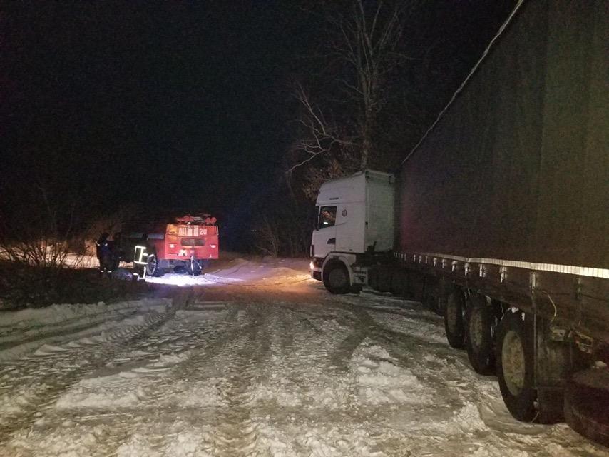На Волині рятувальники відбуксирували із кюветів три автомобілі