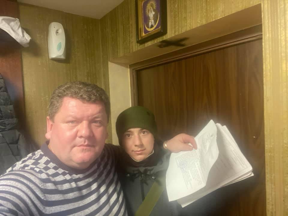 Волинський боєць, який травмувався на службі, змушений збирати самотужки кошти на операцію