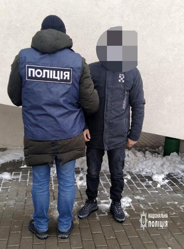 У Луцьку виявили нелегального мігранта