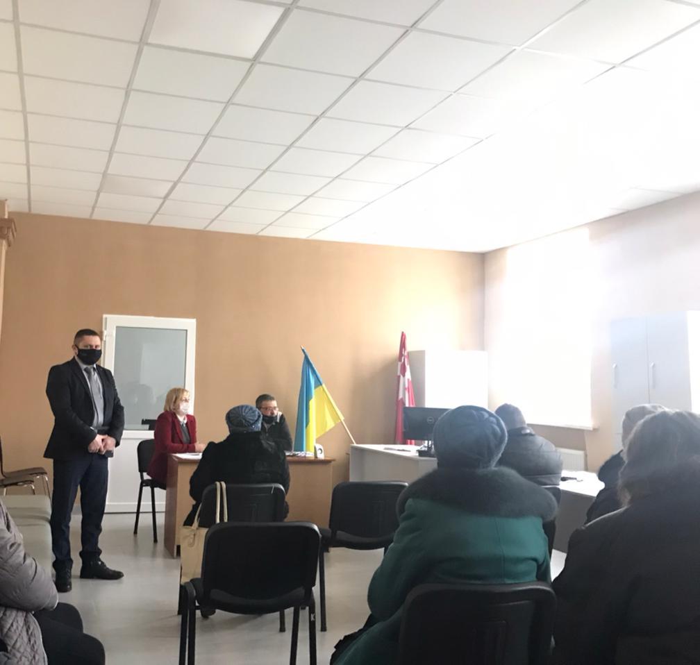 На Старовижівщині виділять кошти на реалізацію програми профілактики безпечної громади