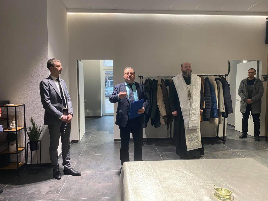 У Луцьку відкрили новий офіс торгово-промислової палати