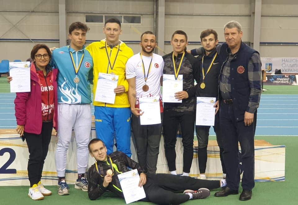 Волиняни здобули медалі на чемпіонаті України з легкої атлетики