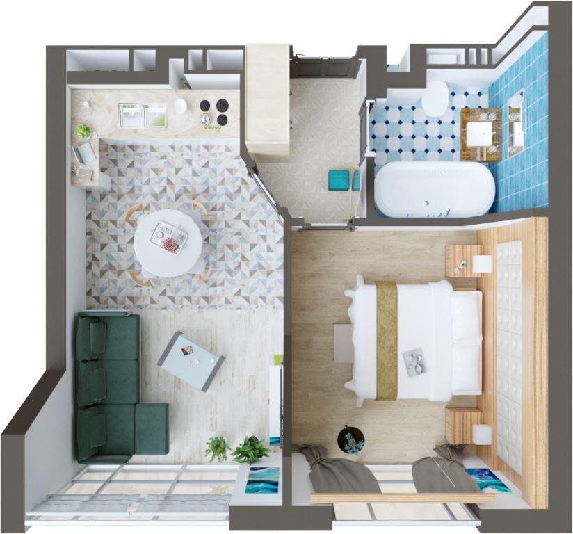 ТОП-3 непопулярних квартир у 2021 році