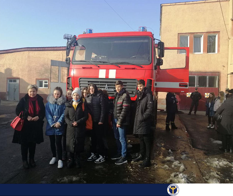 Для учнів ліцею «Центр освіти» у Володимирі-Волинському організували профорієнтаційний захід