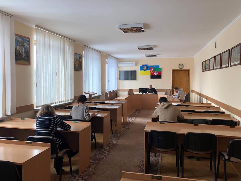 У Нововолинську тривають конкурси на заміщення вакантних посад у виконкомі