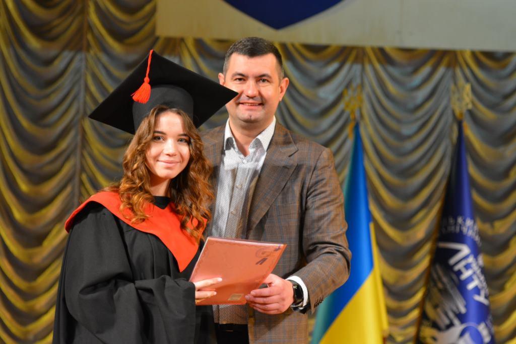 Магістри Луцького НТУ отримали дипломи