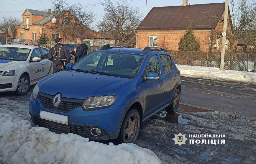 Встановили особу водія, який збив пішохода у Луцькому районі