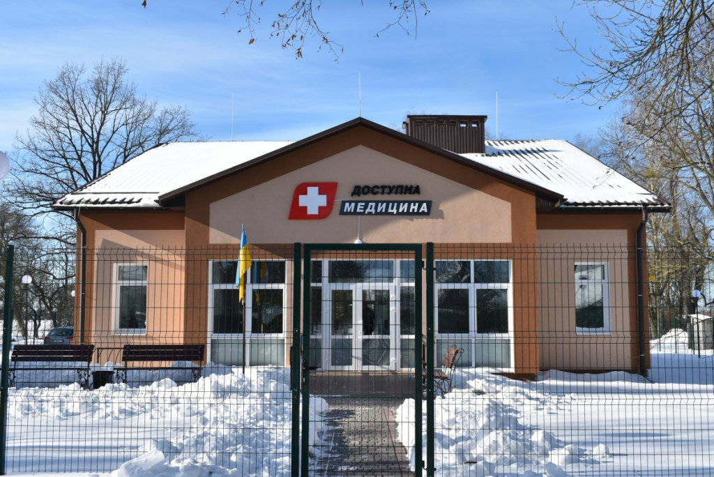 У селі на Ковельщині запрацює нова амбулаторія