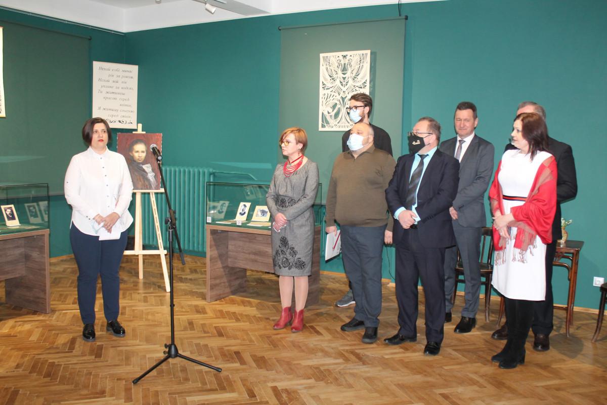У Волинському краєзнавчому музеї представили «скарби» Лесиного життя
