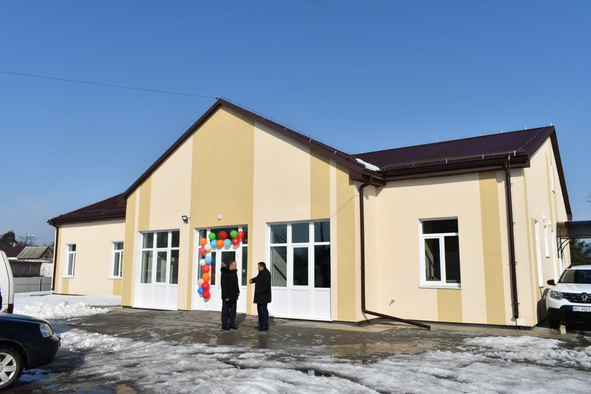 У селищі Головне запрацювала новозбудована амбулаторія
