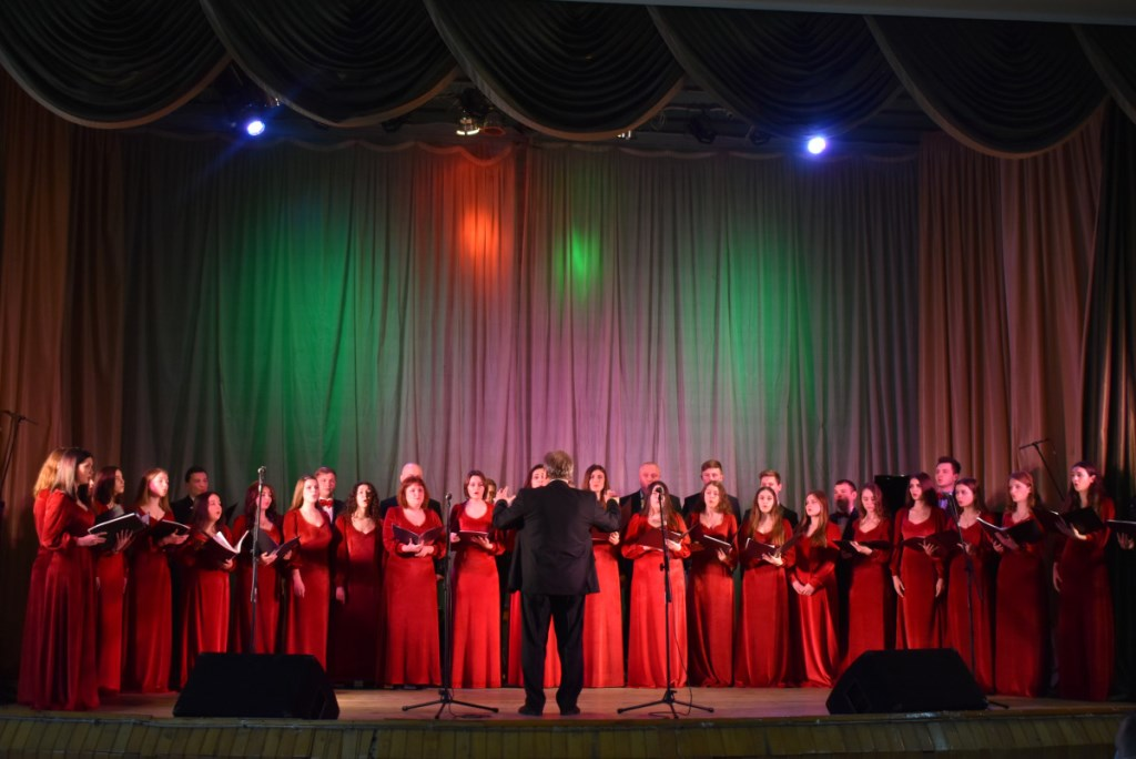 У Луцьку відбувся концерт до дня народження Лесі Українки