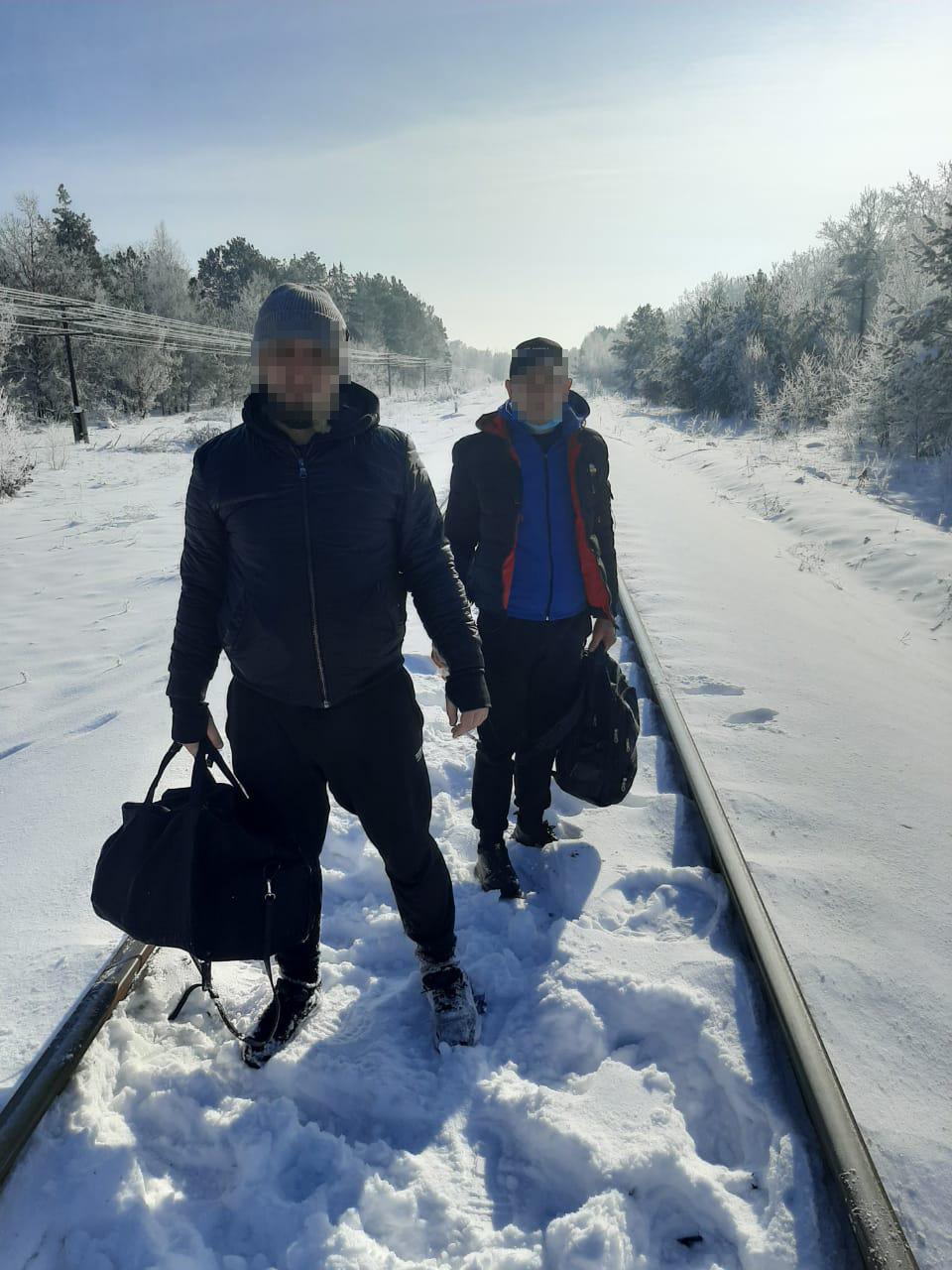 На Волині білорус допомагав громадянину РФ незаконно перетнути кордон