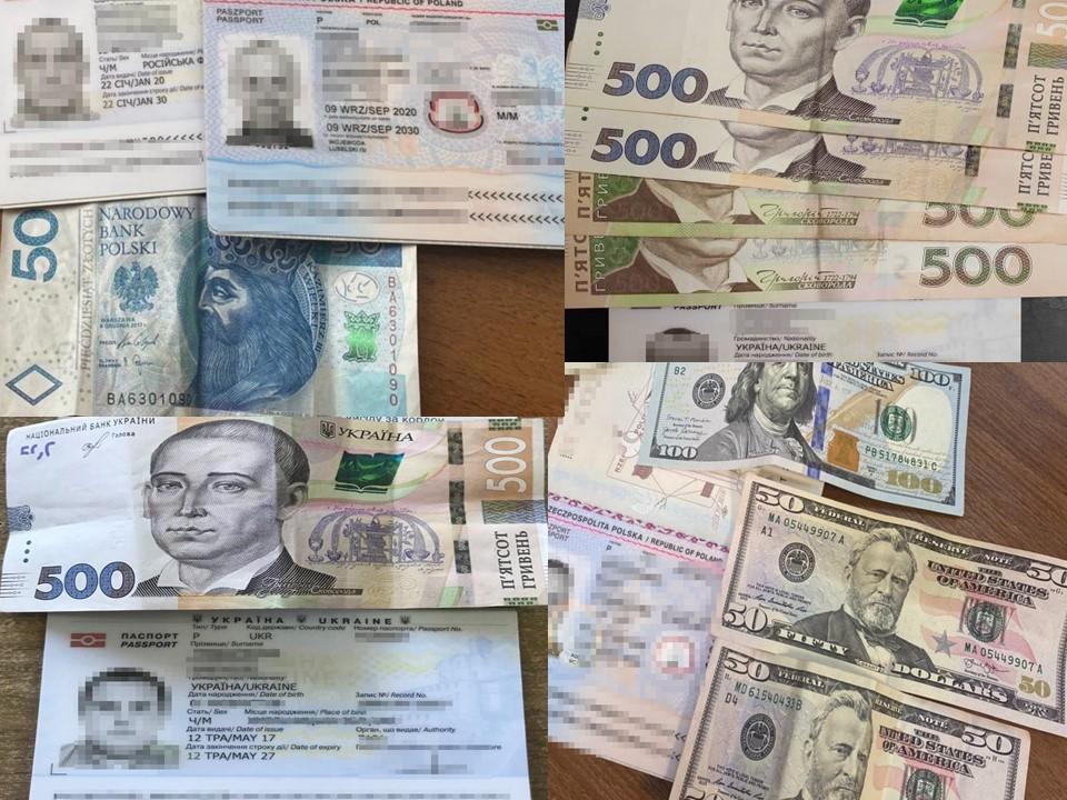 У «Ягодині» прикордонникам пропонували хабарі за безперешкодний пропуск