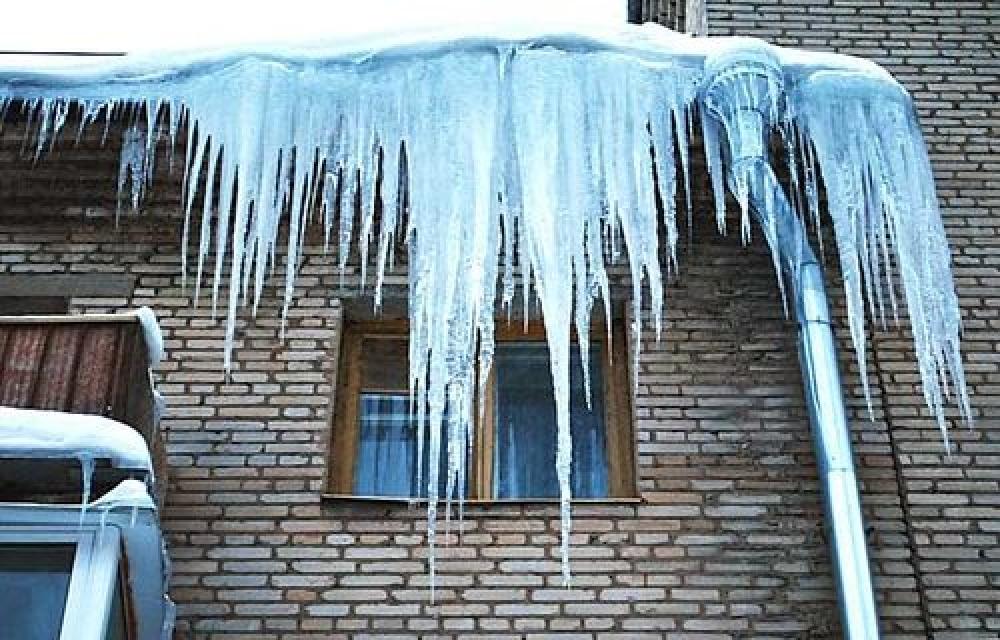 Жителів Нововолинська попереджають про танення снігу