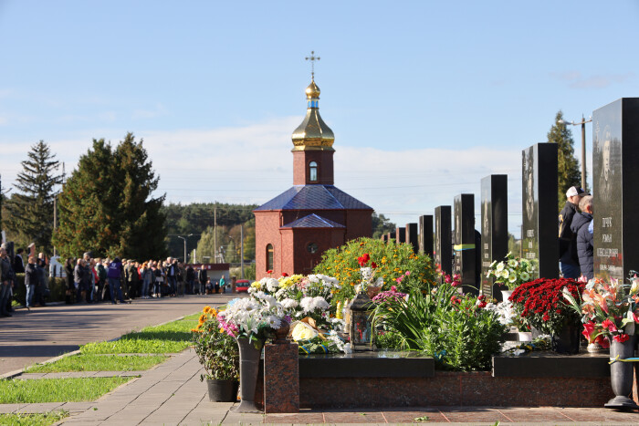 У Луцьку встановлять меморіальні дошки загиблим в ООС випускникам коледжу