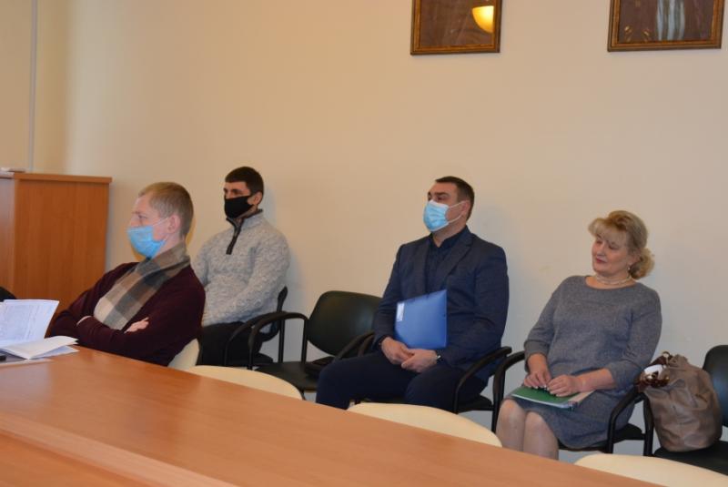 У Волиньраді обговорювали проблему фінансування спортивної медицини області