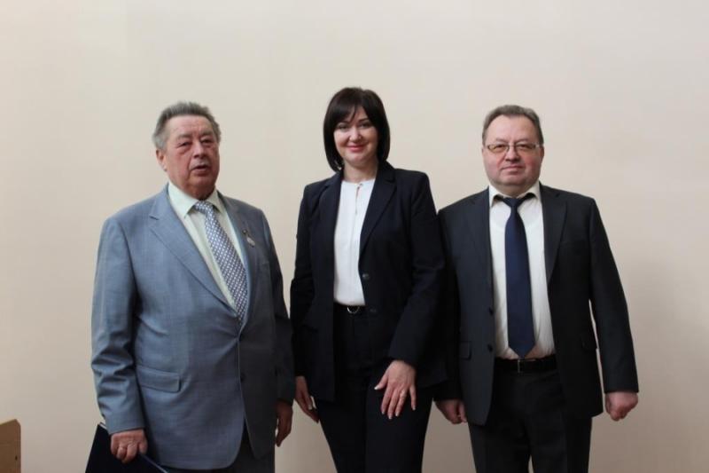 Професору Луцького НТУ вручили грамоту Верховної Ради