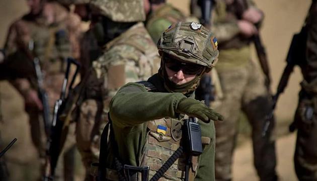 Першими в армії вакцинують від COVID-19 військових ООС