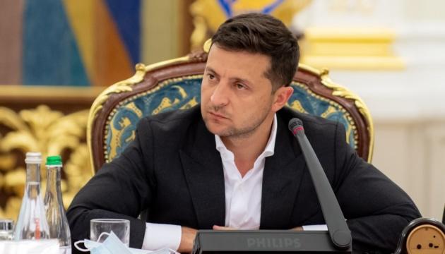 Зеленський пропонує Раді затвердити санкції проти Нікарагуа