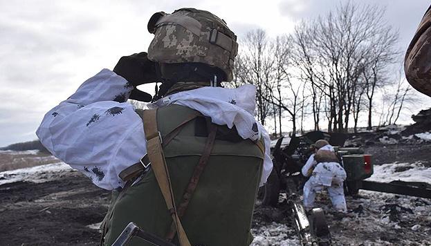 Окупанти відкривали вогонь із гранатометів біля двох населених пунктів