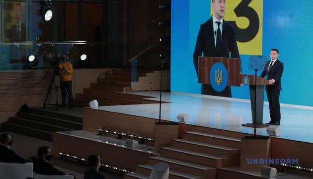 Зеленський заявив, що українці зможуть вільно їздити до ЄС тільки з COVID-вакцинацією