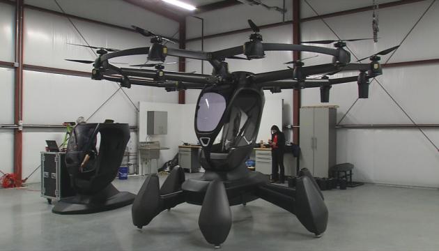 У США представили летючий автомобіль