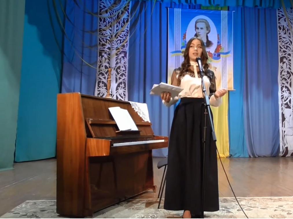 У громаді поблизу Луцька влаштували святковий концерт з нагоди ювілею Лесі Українки