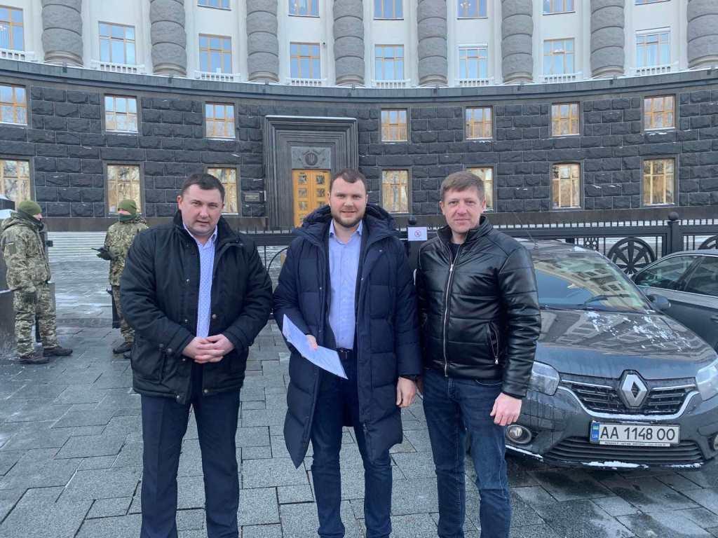 Міський голова Ківерців просив міністра інфраструктури посприяти передачі мережі водопостачання місту