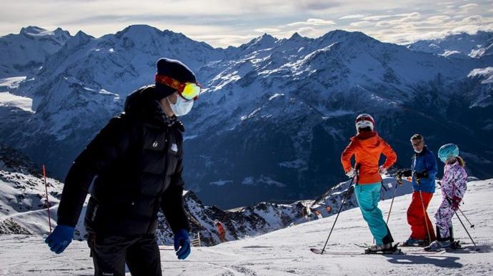 Італія відкриває гірськолижні курорти, закриті з листопада