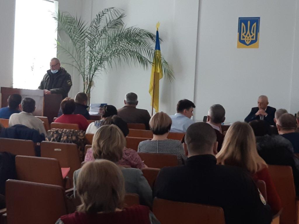 Волинські рибпатрульні радилися з представниками Володимир-Волинської та Устилузької громад