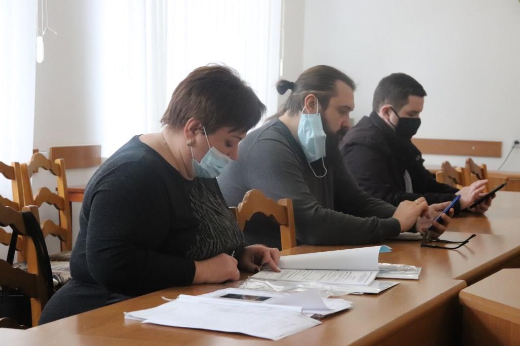 У Володимирі-Волинському радилися щодо подальшої діяльності ТЦ «Роксолана»