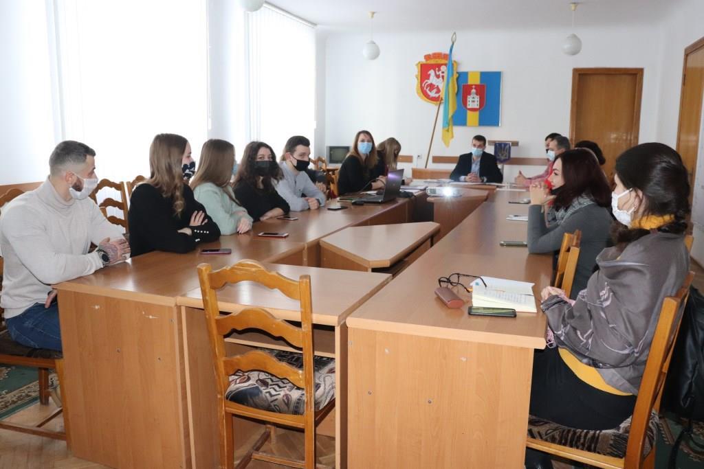 У Володимирі-Волинському оберуть молодіжну раду