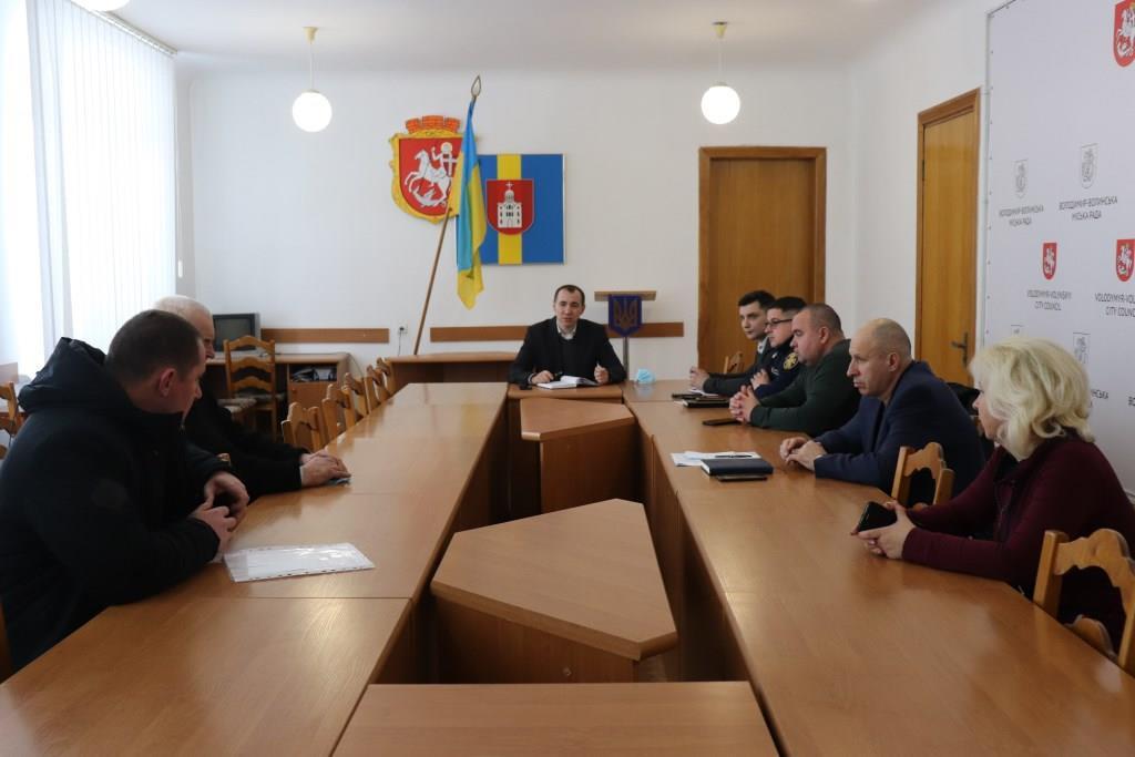 У Володимирі-Волинському готуються до боротьби з підтопленням будинків