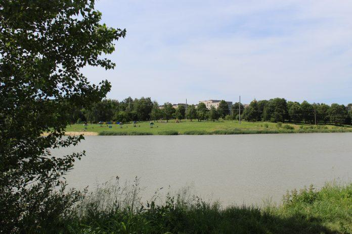 У Нововолинську встановлюватимуть межі прибережної смуги міської водойми