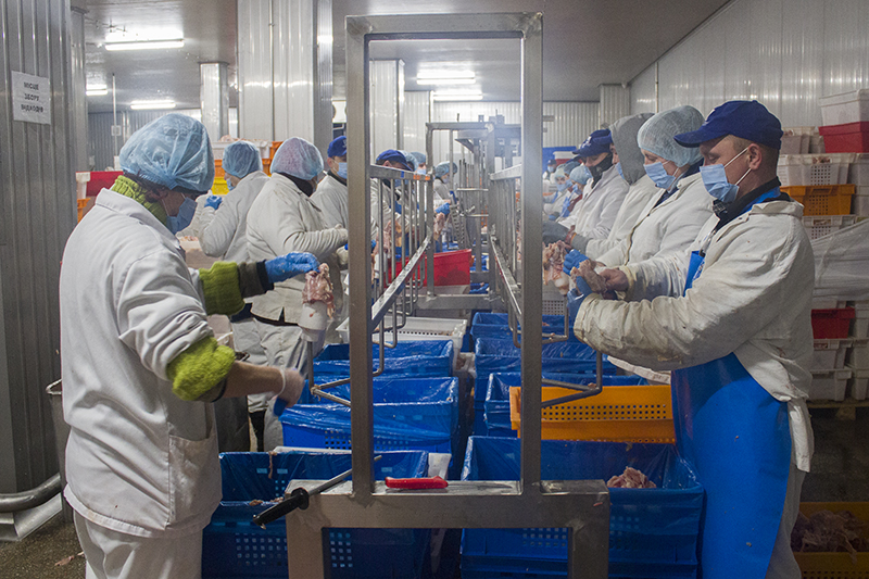 У Нововолинську представники міської влади проінспектували підприємства харчової промисловості