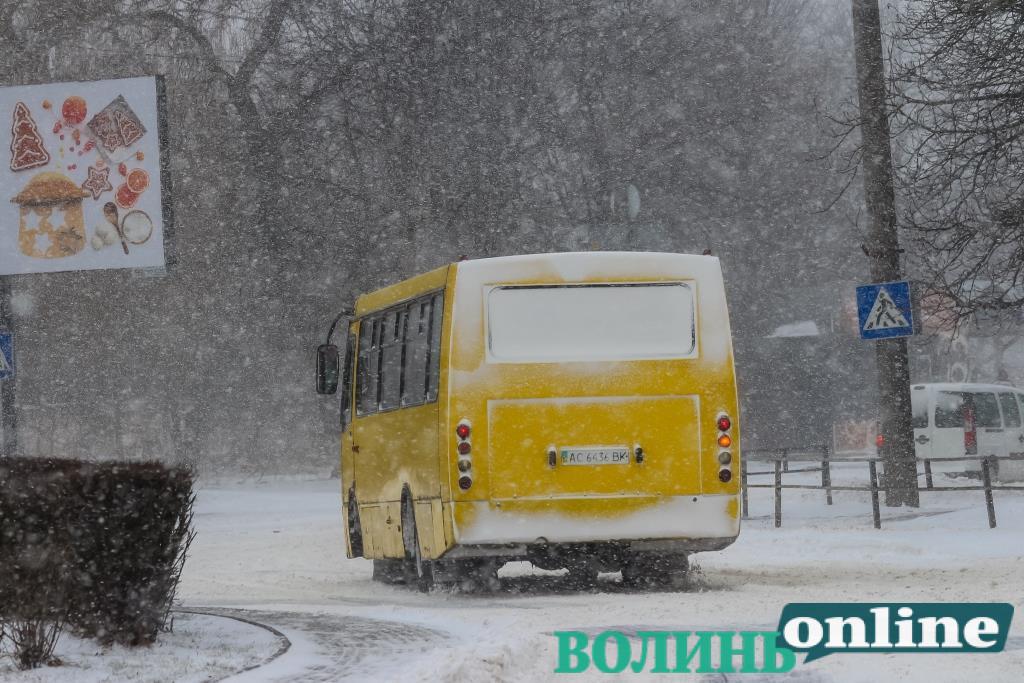 У Луцьку оголосили конкурс на перевезення пасажирів за двома приміськими маршрутами