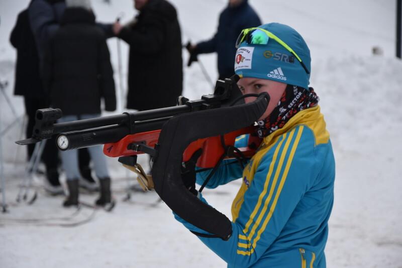 У Луцьку триває свято зимового дозвілля «Сніжна зима – 2021»