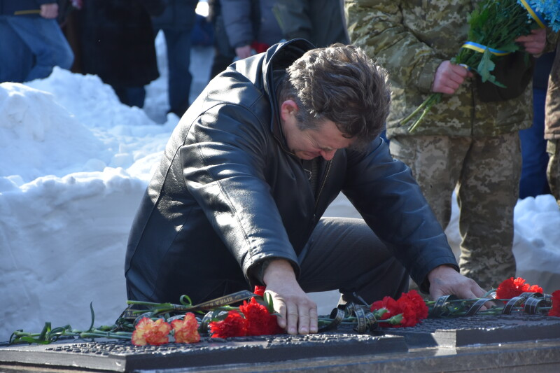 У Луцьку відзначили 32 річницю виведення військ з Афганістану